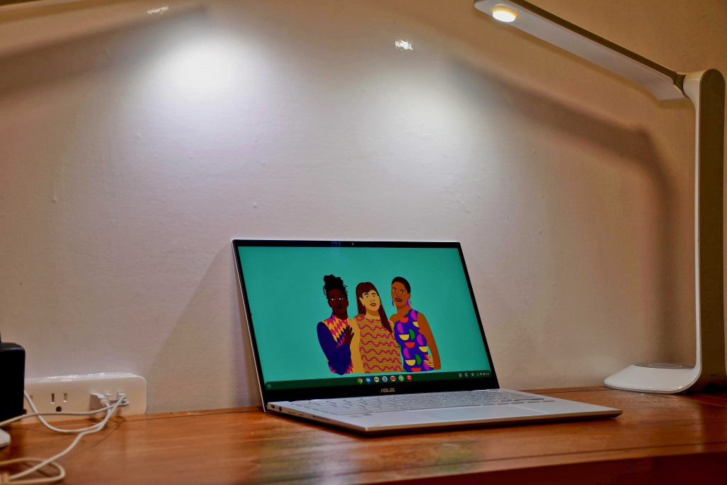 Chromebook推薦 ASUS Chromebook Flip 開箱