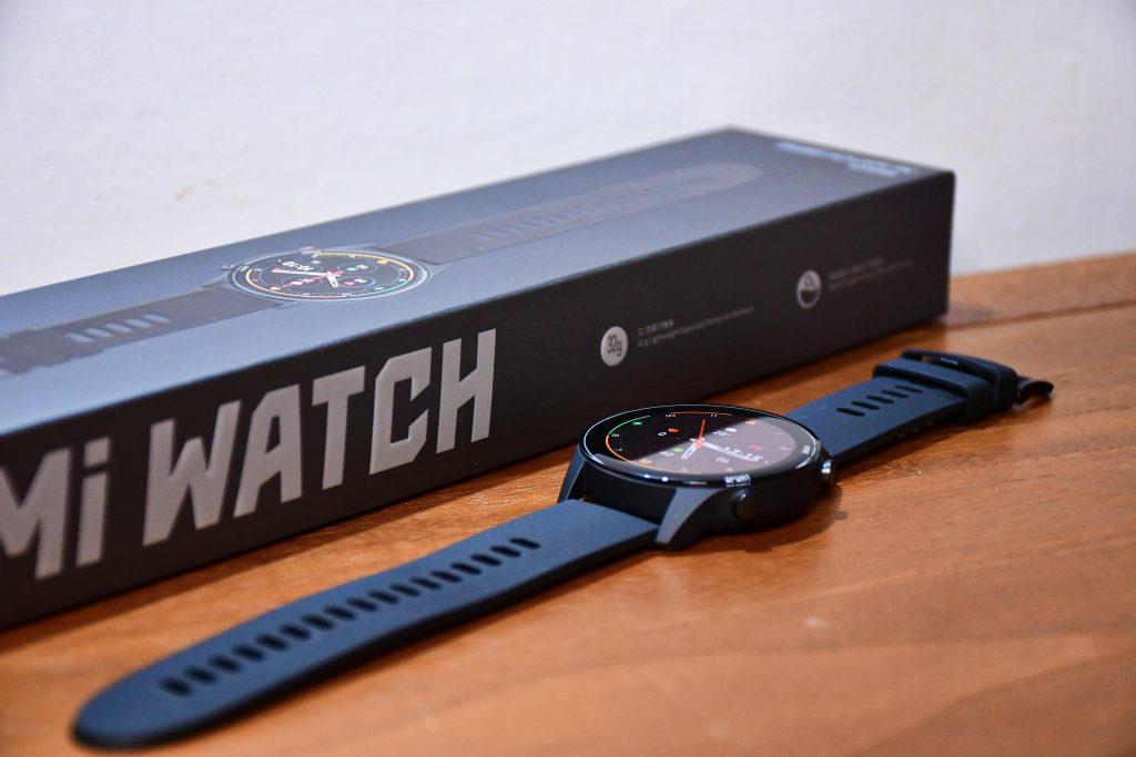 小米手錶運動版 盒裝