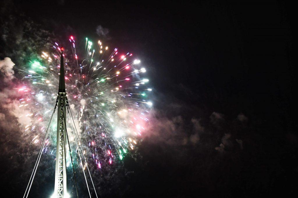 【高雄煙火】親身感受來自港都的300秒璀璨奪目